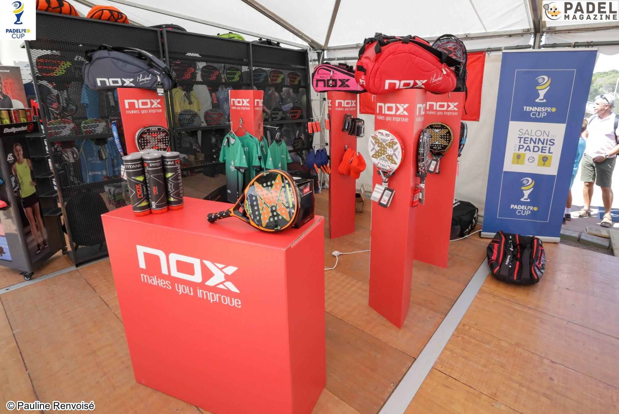 Wielowarstwowy rdzeń, innowacja Nox Padel
