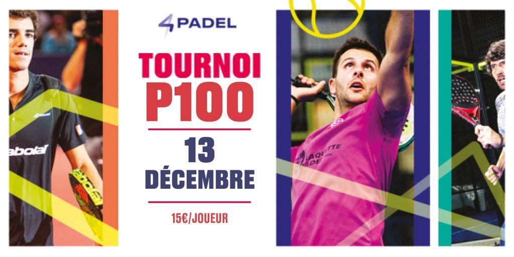 4PADEL Orléans – P100 – 13 décembre