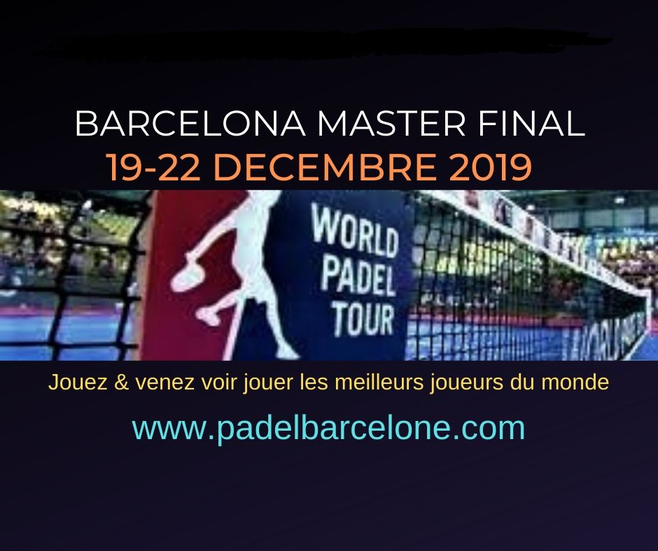 Master de Barcelone : spectacle et surprise