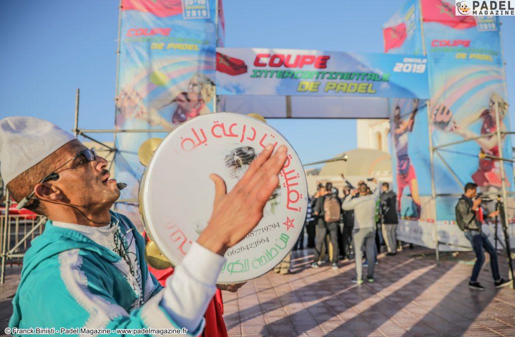 La Fédération marocaine de padel s'enracine à Dakhla