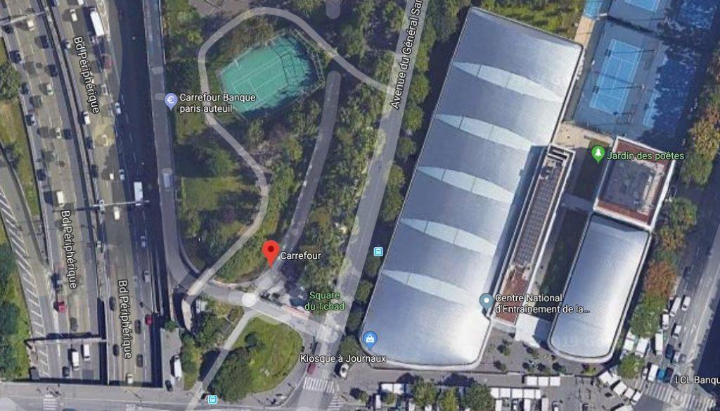 6 terrains de padel sur les toits de Paris ?