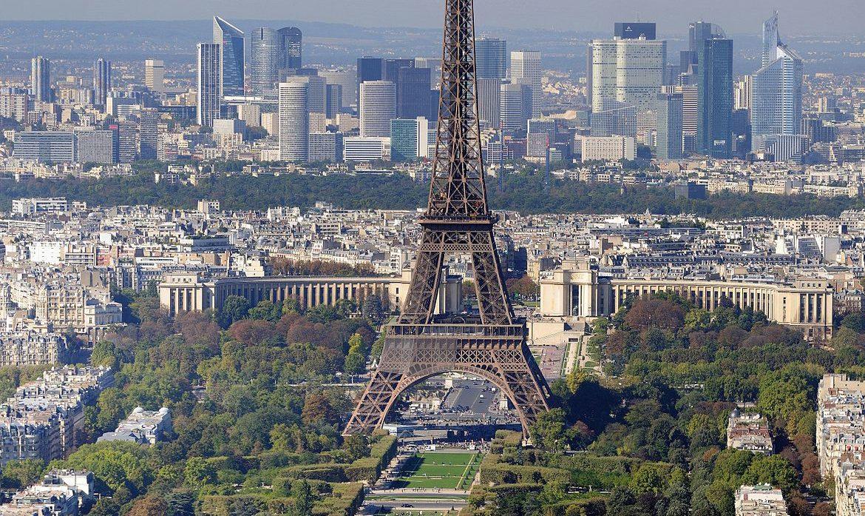 2020年:巴黎将迎来风光!