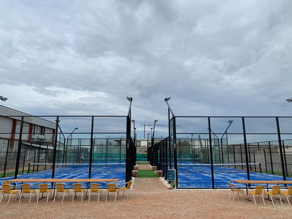 Sète Padel Club: Tournaments Padel March