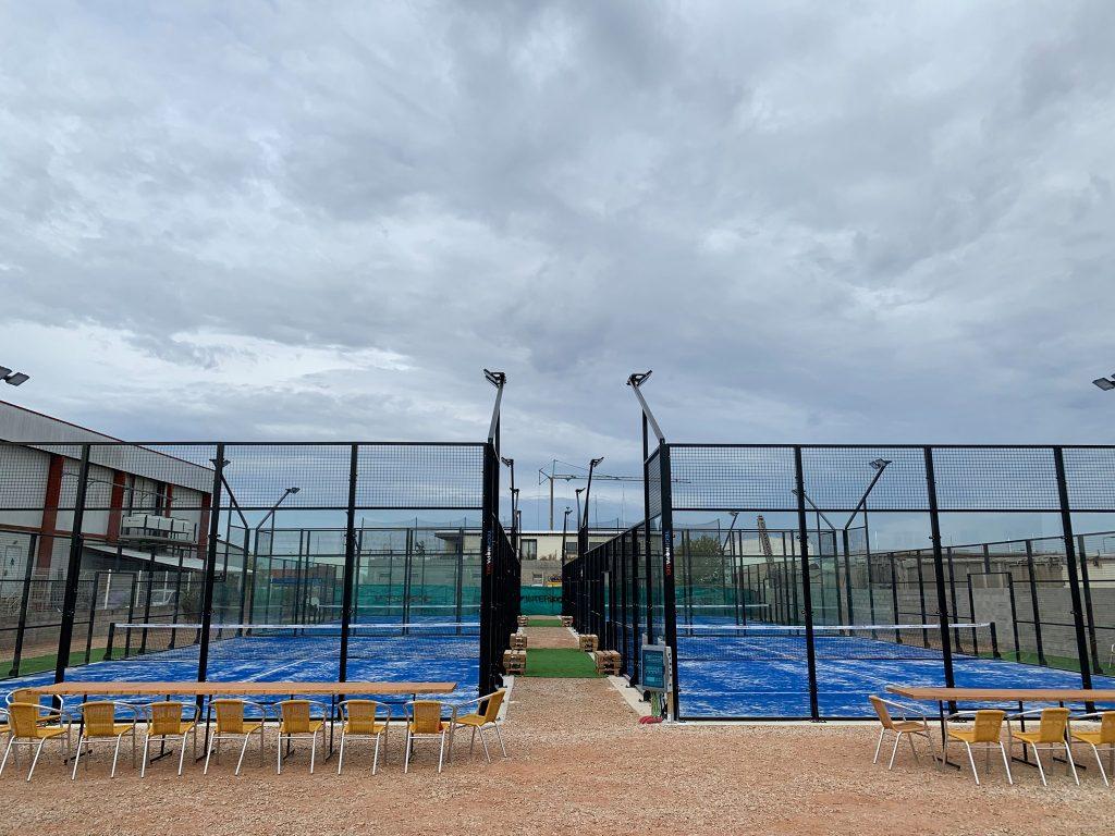 Sète Padel Club : Les tournois Padel en mars