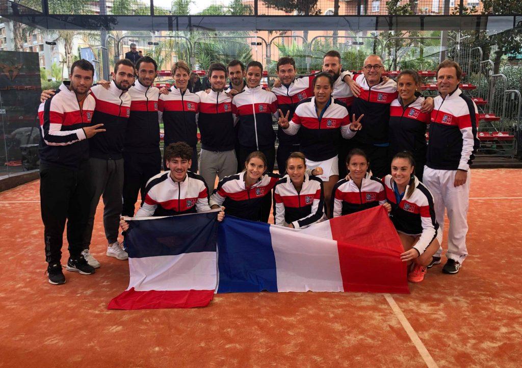 team france padel 2019