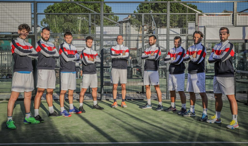 equipe França padel 2019