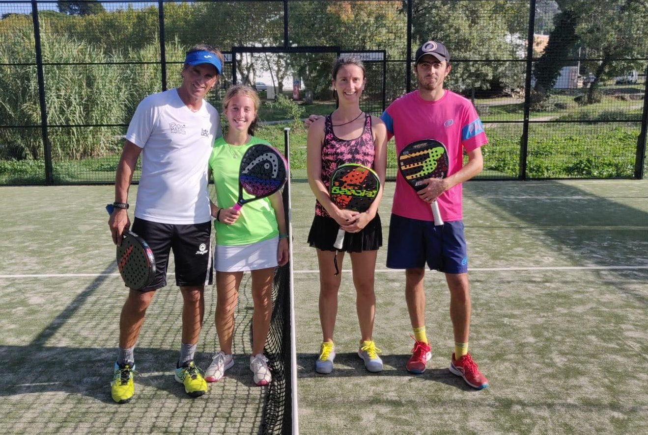 All In Padel Sports : Fin d´une belle étape