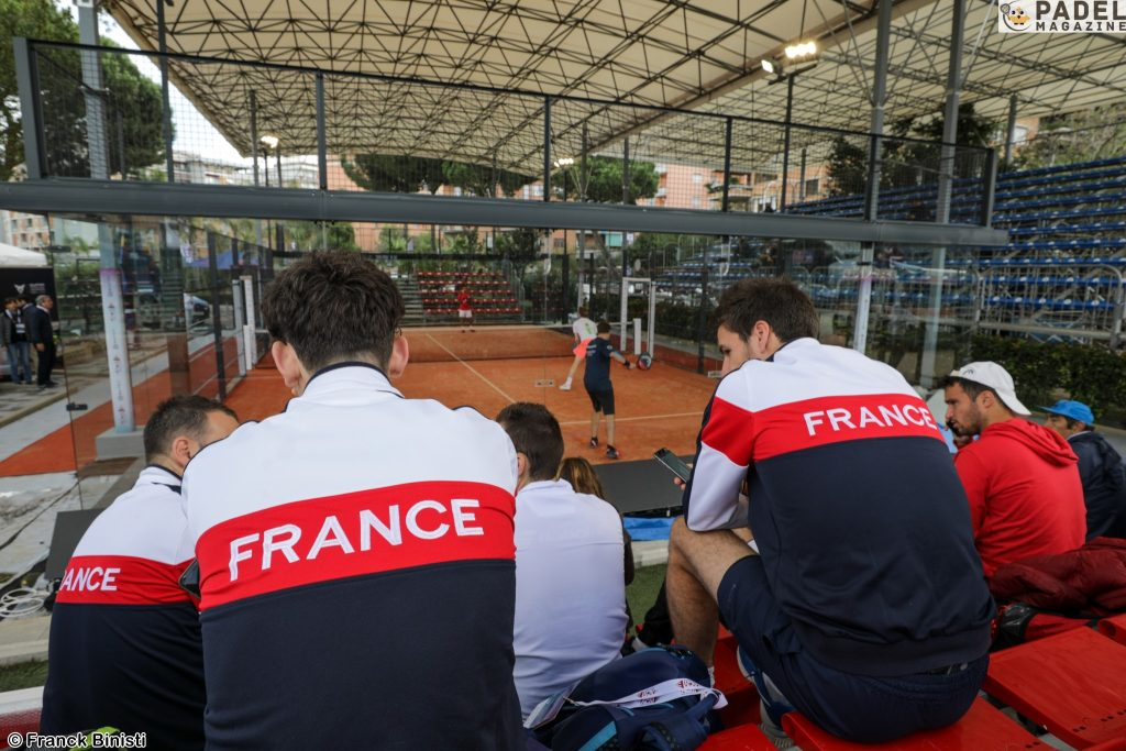 France 2020 team captains: meeting on March 13