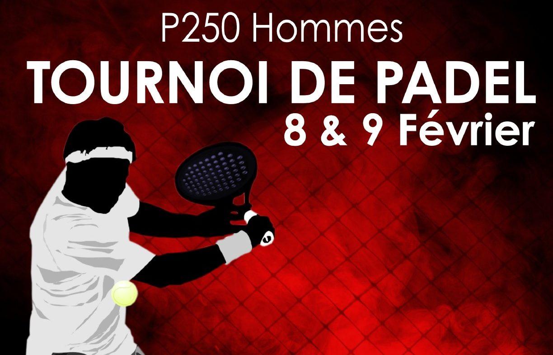 Tenis Padel Soleil - P250 - 8 i 9 lutego