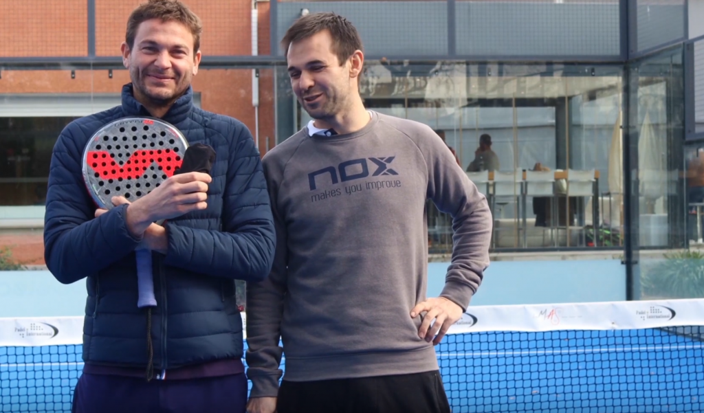 World Padel Tour: Tison / Scatena