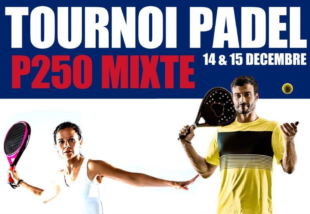 Open Mixed Tennis Padel Sun: 14 i 15 grudzień