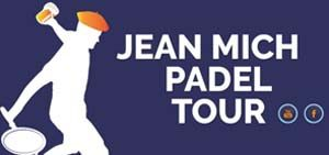 The Jean Mich Padel Tour is the quirky padel circuit. A circuit for amateurs and leisure padel players who want to have a good time on and off the padel court