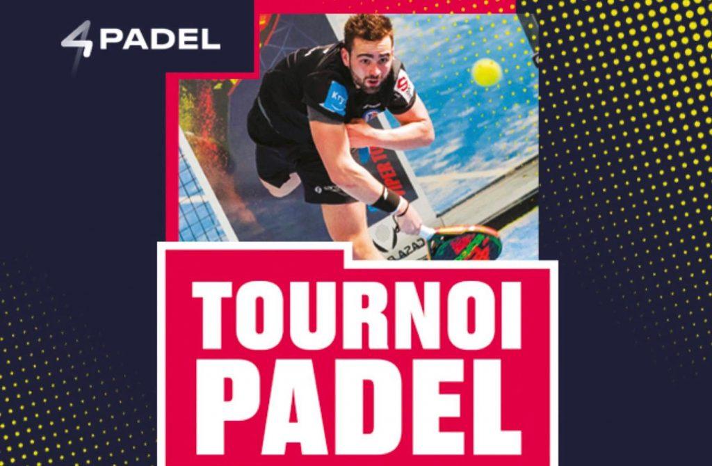 4PADEL Mulhouse : 8 tournois jusqu'en juin !