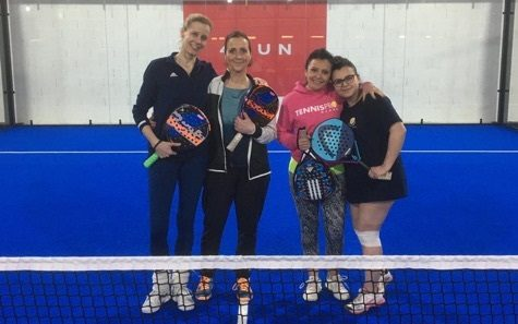 4Padel Strasburgo: onore alle donne!