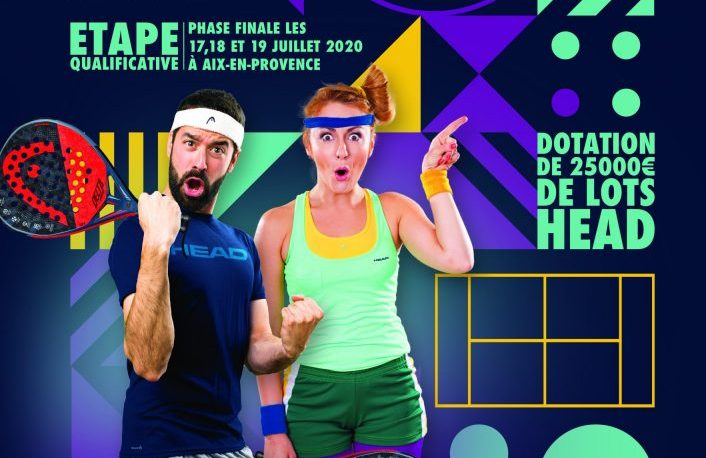 HEAD PADEL OPEN 2020 ES GEHT!