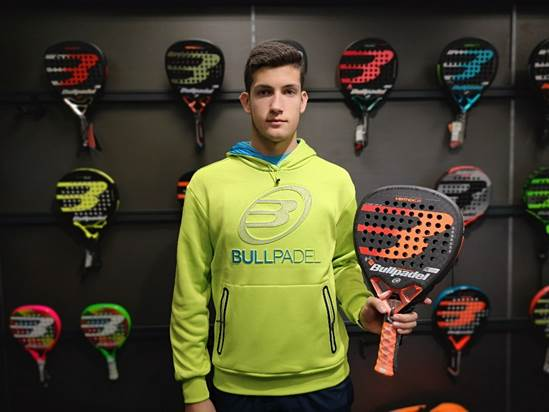 Alex Arroyo rejoint Bullpadel