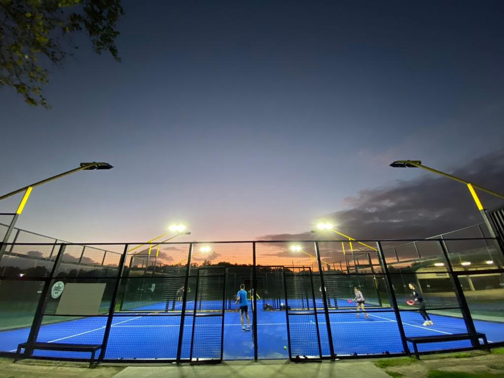 "Antoine Couvercelle: ""The BIG PADEL Bordeaux - A second home """