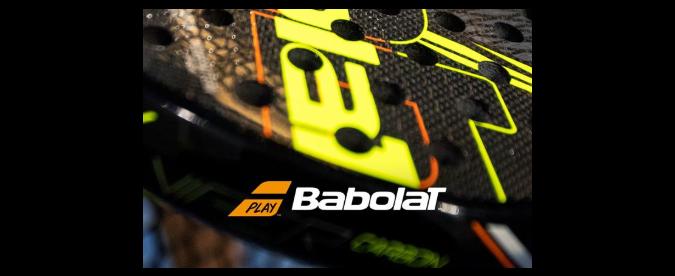 Ale co robi Babolat Padel?