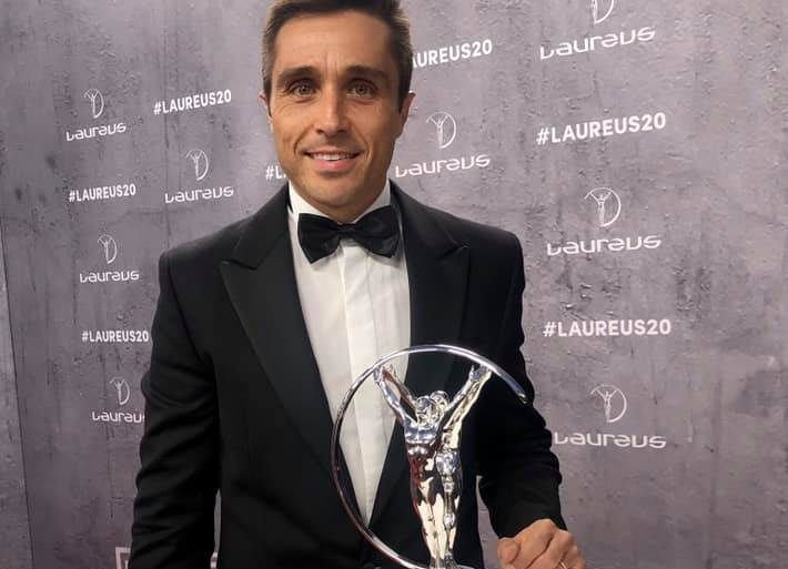 Le padel au Laureus World Sports Awards