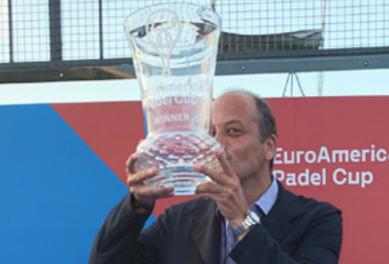 "Fabrice Pastor: ""APT Padel La gira arriba a França """