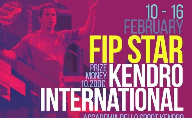 Fip Star Bari 2020 – Finale messieurs – Perino / Fuster vs Grabiel / Fernandez Cano