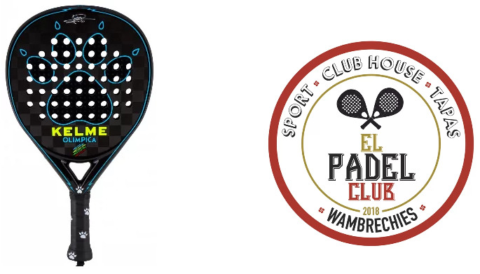 El Padel Club distributeur Kelme Padel