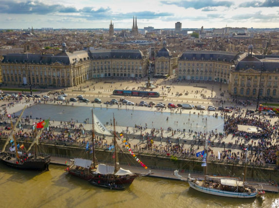 Club Tour de France: Bordeaux