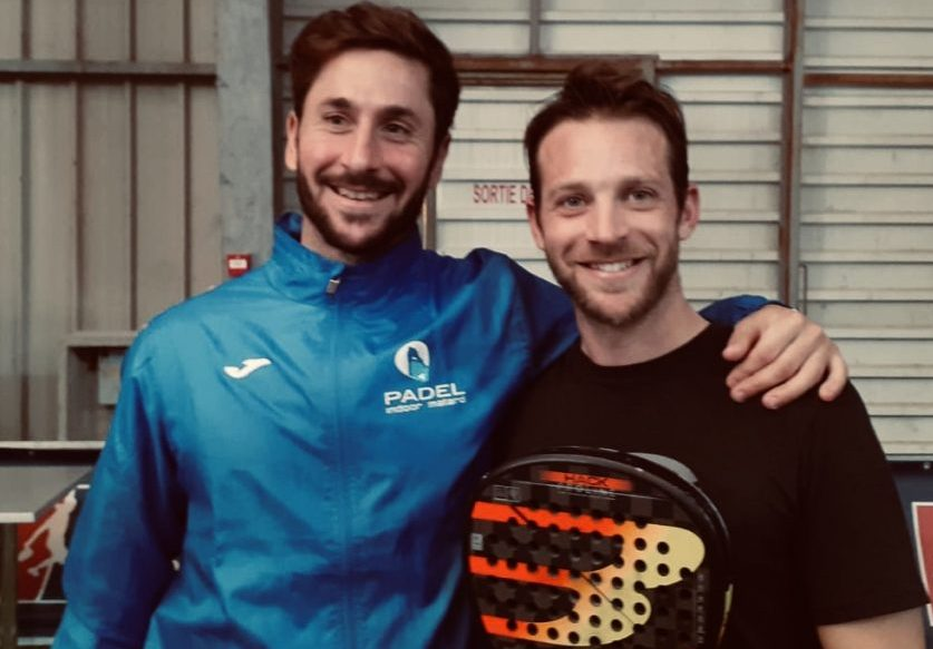 Inzerillo / Moreau: Idealny start do Open WinWin Padel