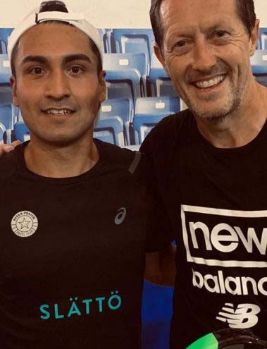 Jonas Björkman: una carrera a Barcelona padel ?