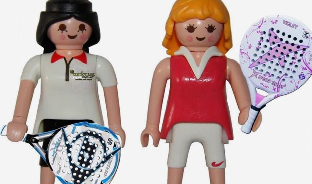 Playmobil is embarking on the padel