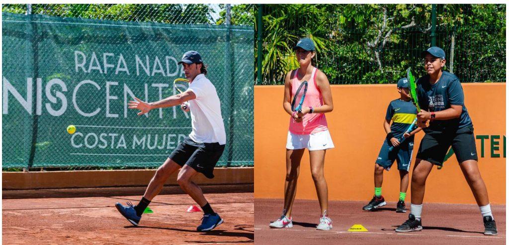 Rafa Nadal Akademie in Mexiko