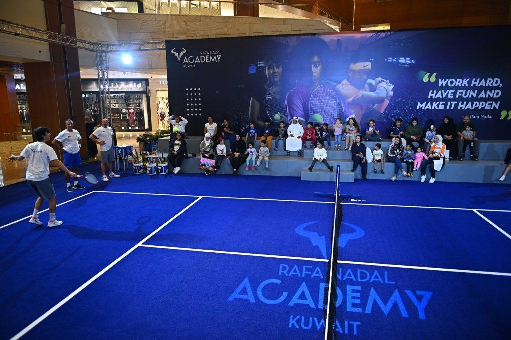 Kuwait Padel Rafa Nadal Academy