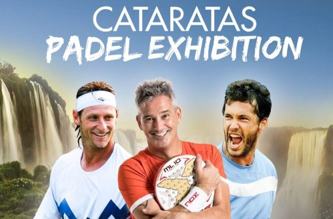 Cataratas Padel Exhibition : INCROYABLE