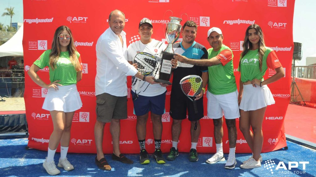 Cristian Ozan / Leonel Aguirre : Au bout du suspens au Master d'Acapulco