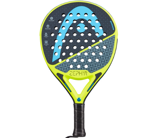 Head Graphene Touch Zephyr Pro, confort absolu
