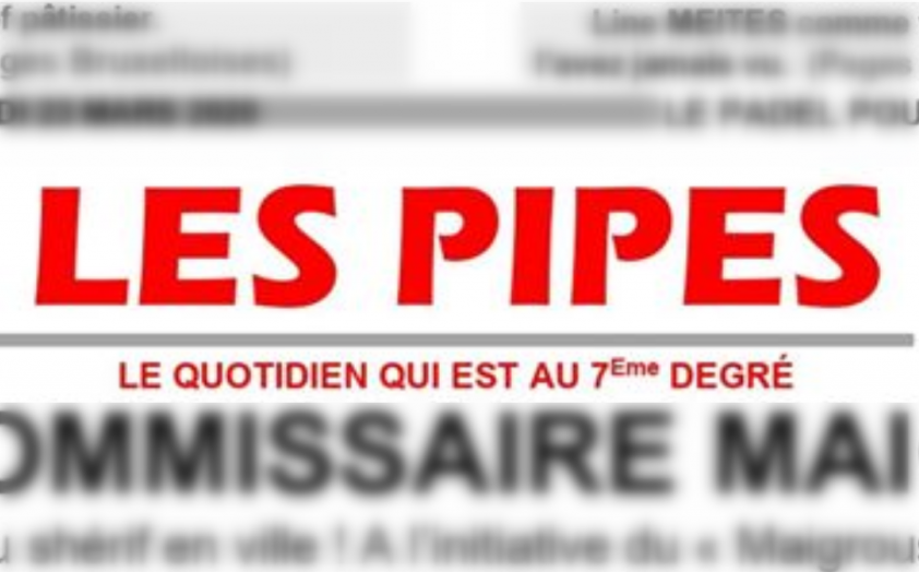"Who is behind ""LES PIPES""?"