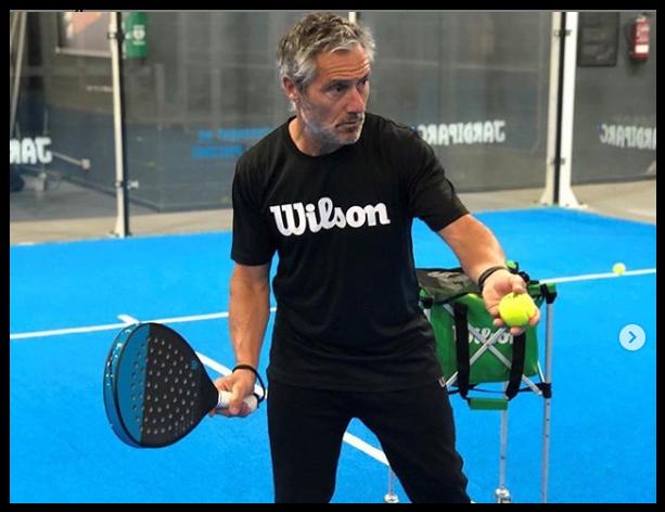 Miguel Sciorilli bei Wilson