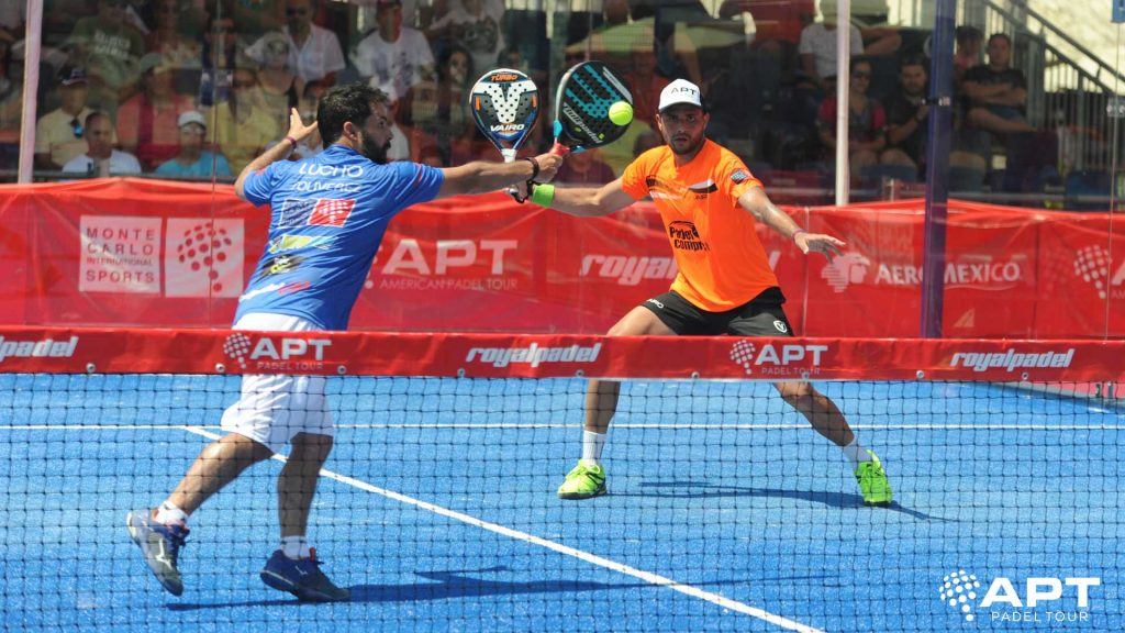 SOLIVEREZ MELGRATTI american padel tour apt