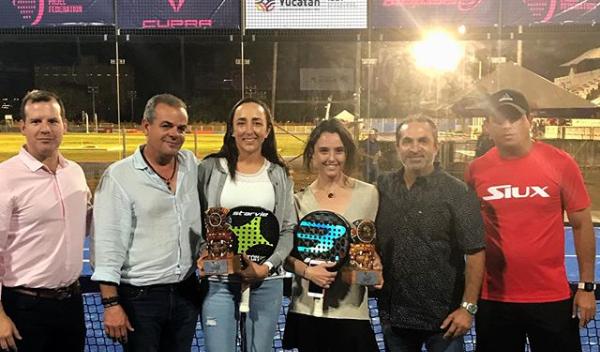 FIP Merida: Suarez / Gil och Cabrejas / De La Peña