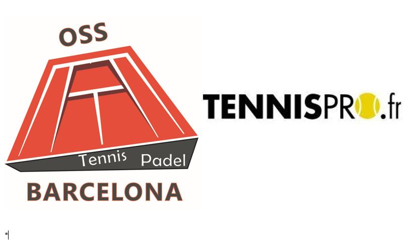 OSS BARCELONE et TENNISPRO : Un partenariat gagnant