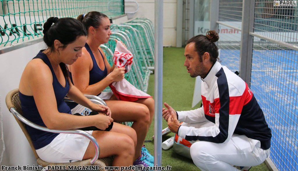 Robin Haziza, capitano della squadra femminile francese?
