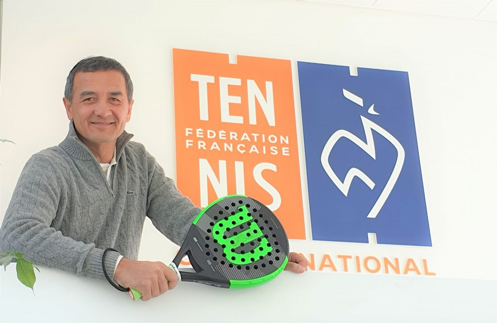 "Thierry Pham: ""The elite of French padel shows the example"""