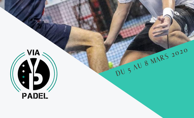 LE TOURNOI DE PADEL QUI BAT LE RECORD NATIONAL !