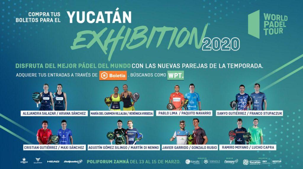 WPT: s'acosta l'exposició de Yucatán.
