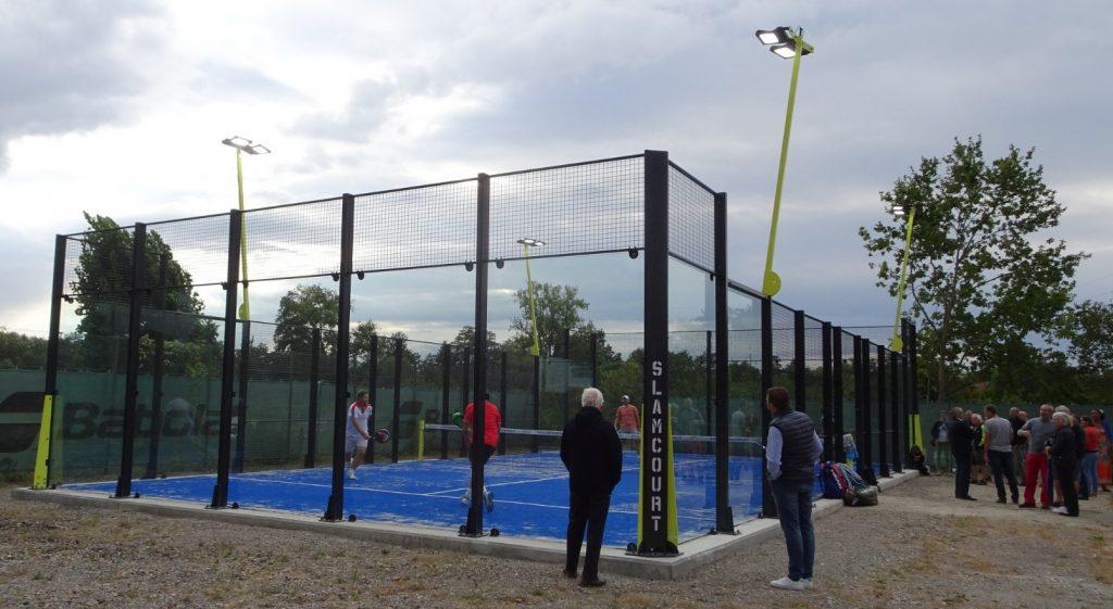 Centreu-vos en l'AS d'Électricité d'Estrasburg - Tennis i Padel