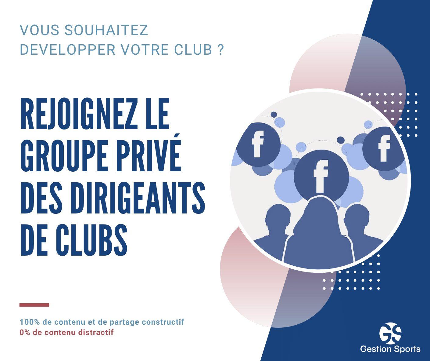 Envie de développer votre club ?