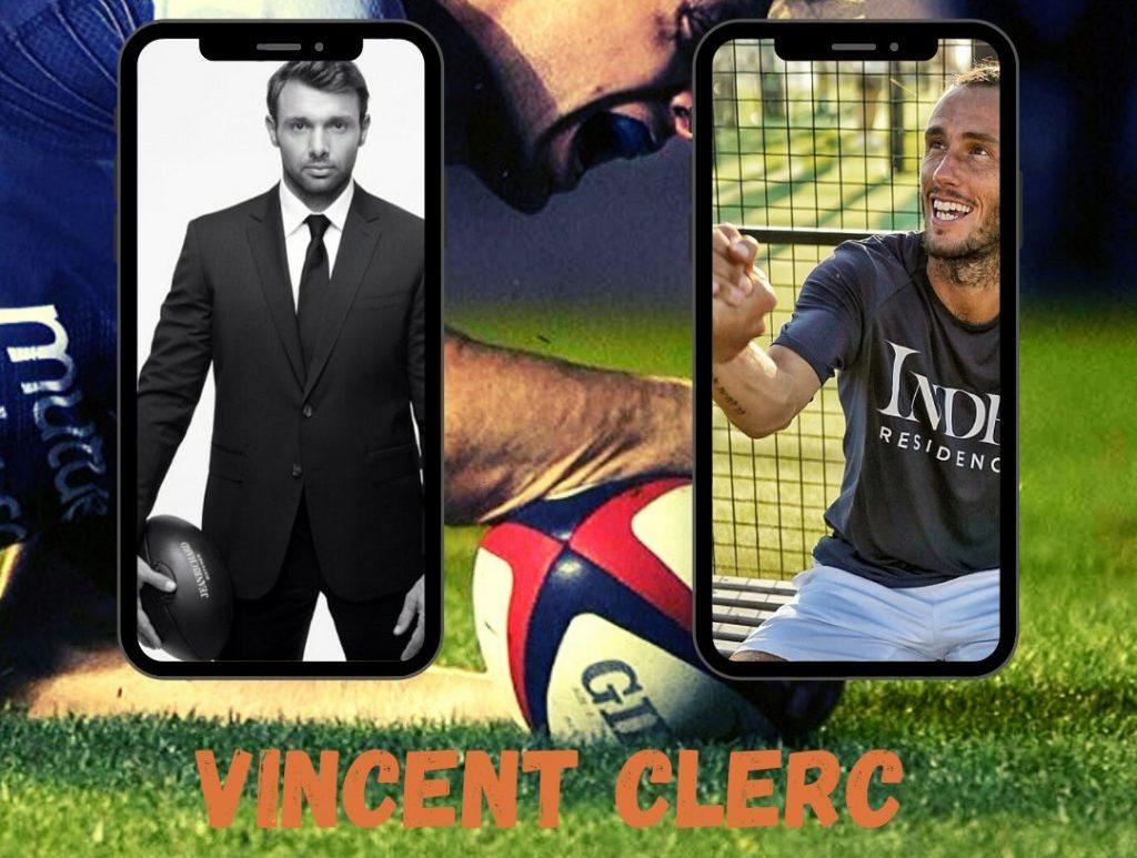 """Vincent Clerc dans """"Live avec un Athlète by Robin"""""""