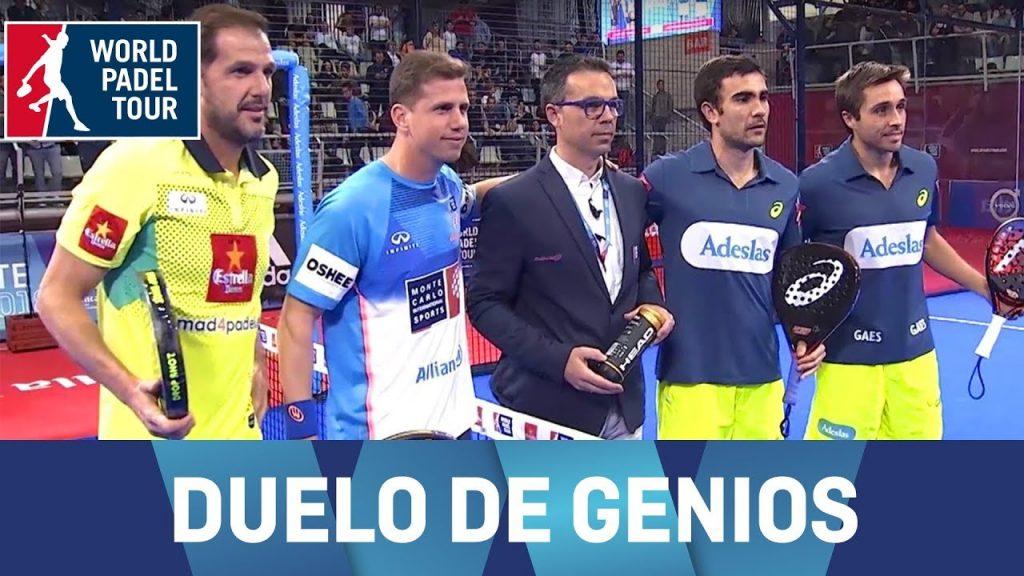 WPT Vidéo : 4 légendes pour un puntazo !