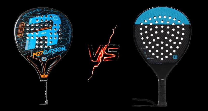 Royal Padel M27 vs Wilson Ultra Tour