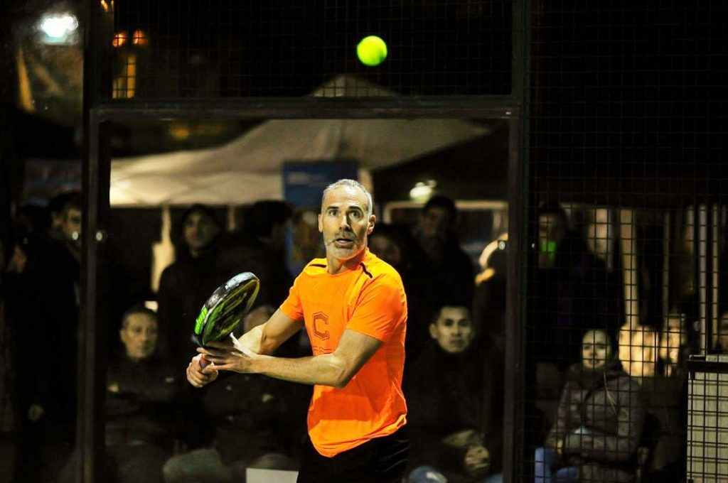 Alex Corretja : Au padel, je m'améliore au tennis je régresse